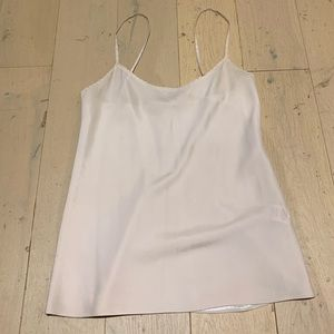 Rebecca Taylor simple silk cami